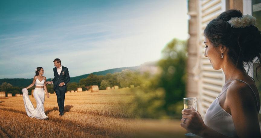 videaste mariage provence france