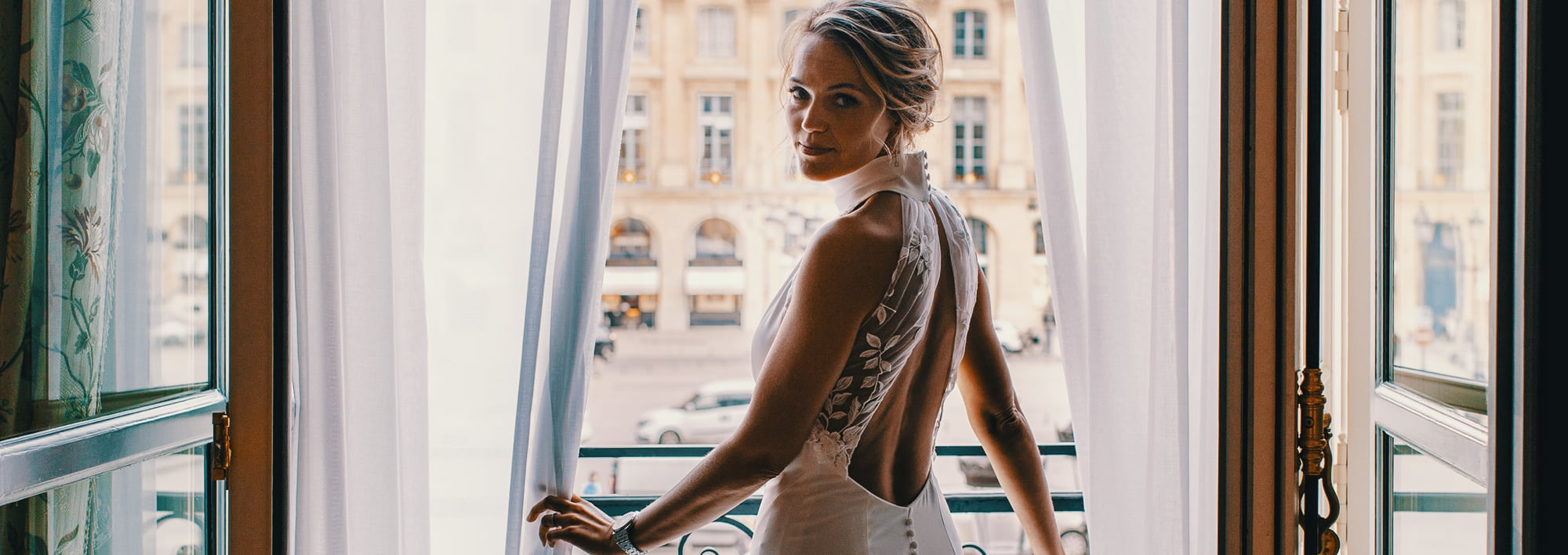 Getting married a t the Ritz Paris