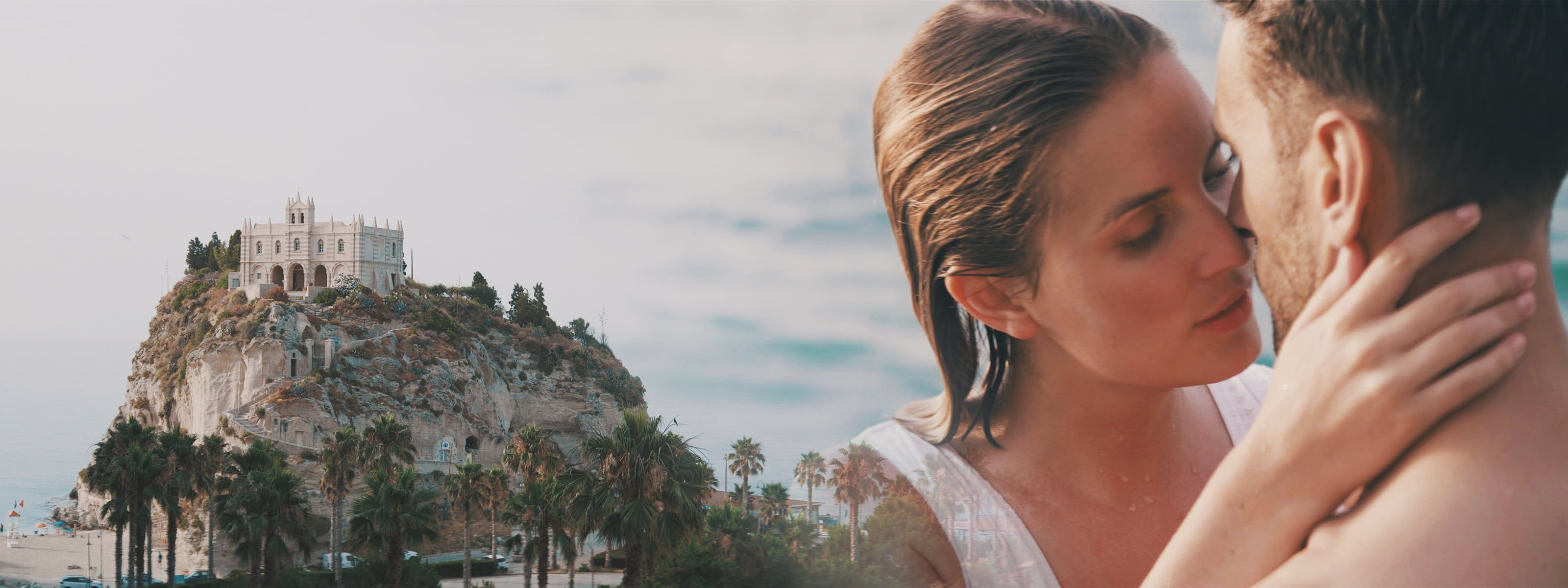getting married in calabria, tropea, italy