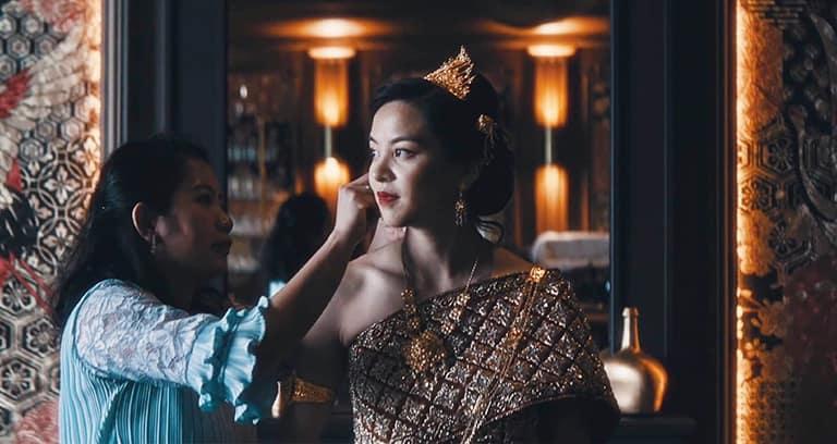 vidéaste mariage cambodgien